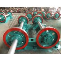 Quality 40KW Prestressed Concrete Pipe Mould / Concrete Pipe Making Machine wholesale