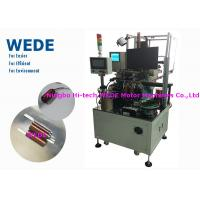Quality Auto Ferrite Core Insertion Coil Winding Machine For Miniature Circuit Breaker wholesale