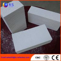 Quality Good Thermal Shock Resistance IM 23 Mullite Insulation Brick For Heat Reaction Chamber wholesale
