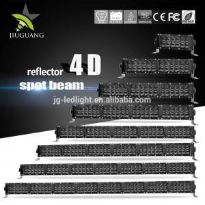 Quality 55800 LM Lumen 24v Led Light Bar , Black Spot Led Light Bar For Truck wholesale