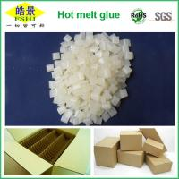 Quality White Granule Hot Melt Adhesive Glue For Carton Box Packaging Sealing wholesale