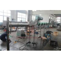 Quality Semi - Automatic Plastic Bottle Unscrambler For Pet Bottle Filling And Capping Machine wholesale