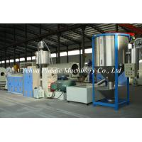 Buy cheap hdpe pe heat insulaton pipe equipment production line extrusion machine factory from wholesalers