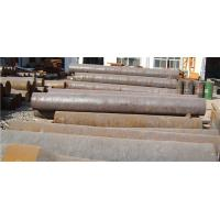 Diameter 200 - 800mm  Custom Solid Forged Round Bar For Shaft / Carbon Steel Hollow Bar ISO 9001 2008