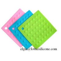China Silicone hot pad on sale