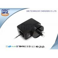 Quality Black GME Australia Plug Adapter , Medical 5v 1a Power Adapter wholesale