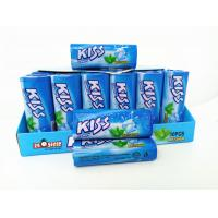Cheap Kiss Colorful Multi Flavours Strong Mint Flavor Compressed Candy / Packed in for sale