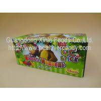 Quality Personalized CC Stick Candy Red Color Healthy Hard Candy Stick For Kids wholesale