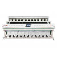 12 Chutes Rice CCD Color Sorter With Production Capacity 10 - 18 Tons Per Hour