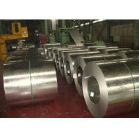 China OEM 508mm S380 / S350 Steel Grade JIS G3302 Hot Dip Double Size Galvanised Steel Coil on sale
