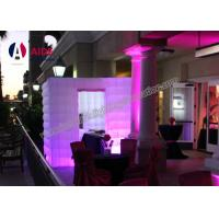 Inflatable Wedding Decorations Inflatable Photo Booth LED Event Lighting