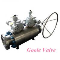 Quality Electric Drive Double Block and Bleed Ball Valve wholesale