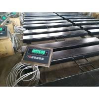 Quality Weigh Beam 1T 2T 3T Load Bar Scale Mild Steel / Stainless Steel Materials wholesale