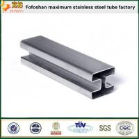 Cheap 2016 Foshan Stainless Steel Handrail Square Tube Manufacturers for sale