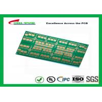 Quality Long LED pcb with 2 Layer Aluminum Printed Circuit Board with 2.0mm  Thickness wholesale