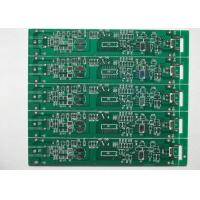 Quality HASL HAL Surface Finished Multi Layer PCB White Silkscreen Green Solder Mask wholesale