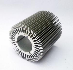 Quality Custom Extruded Aluminum Profile Aluminum Heat Sinks 6061, 6063 Material wholesale