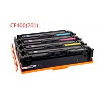 Quality 201A Toner Cartridges For HP CF400A 401A 402A 403A Color Used For HP M252D M277 wholesale