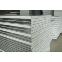 Quality EPS Prefabricated steel structure sandwich roofing and wall panles wholesale
