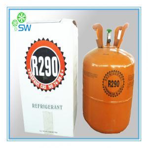 Quality Wholesale refrigerant gas R290 6kg10kg pure r290 gas price wholesale