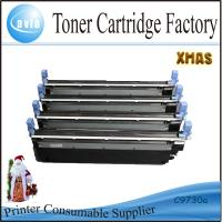 China Compatible toner cartridge C9730a used for hp printers on sale