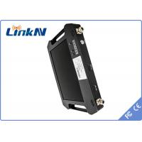 Quality 10.1Inch LCD Screen QPSK COFDM Portable Video Receiver 256 - bit AES Encryption wholesale