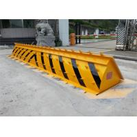China 380 Voltage high speed anti bombing attack car road blockers roadway protection on sale