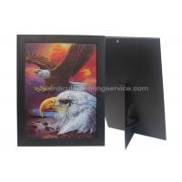 Quality Paper Frame Stand 3d Lenticular Sheets Picture PET Custom Design wholesale