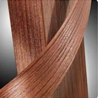 Cheap wood grain Edge Banding PVC Edge Strips for furniture and door for sale