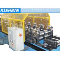 Quality Eaves Trim Ridge Flashing Roof Panel Roll Forming Machine with Manual Coiler wholesale