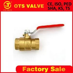 Quality Brass ball valve wholesale