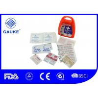 China Private Label Small Medical First Aid Kit on sale