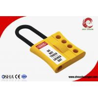 China Nylon safety lockout hasp for power disconnecting coercivity explosion-proof enviroment on sale
