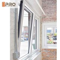 Cheap Waterproof Tilt And Turn Aluminium Windows / Commercial Windows And Doors for sale