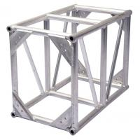 Quality Lightweight Truss Construction Silver Color Square Bolt Concert Lighting Truss wholesale
