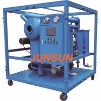 China Transformer Oil Regeneration Purifier, Insulation Oil Purifying System, Dielectric Oil Filtering Plant on sale