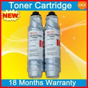 Quality Ricoh Aficio 2220D Black Toner Cartridge wholesale
