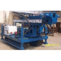 Cheap MDL-60C Water Power Station Crawler Drilling Rig , Multifunctional Drilling Rigs for sale