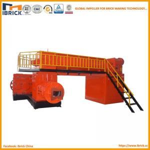 China Auto brick project clay brick machinery on sale