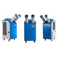 Quality Floor Standing Portable Spot Air Conditioner 18700BTU Save Energy 2 Outlet Pipe wholesale