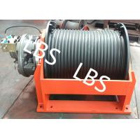 Quality Hydraulic Anchor Winch With Flange / Electric Anchor Winch For Small Boats wholesale