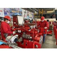 China 1250 GPM  Diesel Engine Driven Centrifugal Pump UL Listed FM Approved on sale