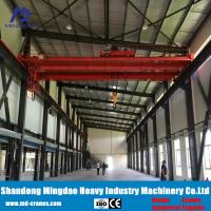 Quality Shandong Mingdao Brand Working Principle of Electric Overhead Crane wholesale