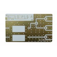 China RO4003 Rogers Fr4 Mix Laminate Multilayer PCB 6 Layer RO4003C Circuit Boards on sale