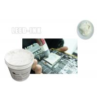 Quality White Color Thermal Conductive Grease For GPU Heat Sink Low Oil Yield wholesale