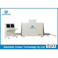 Quality Multi - Energy Security Baggage Scanner High Penetration Display For Public Area wholesale