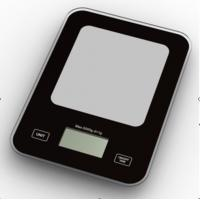 China Touch-key design Digital kitchen scale 5000g*1g on sale