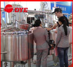 Quality 500L / 1000L / 3BBL /5BBL mini home beer brewing equipment wholesale
