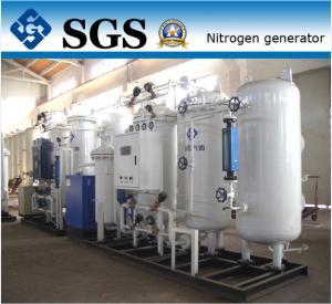 Quality Oil & Gas Extraction Energy Saving Membrane Nitrogen Generator 95%-99.99% Purity wholesale