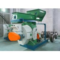 China Biomass Wood Sawdust Pellet Making Press for EN Plus A1 standard pellets on sale